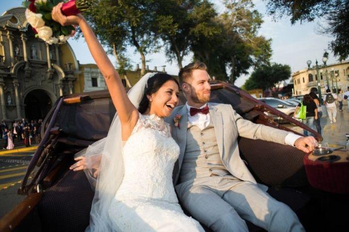 Tu carro de novios según la fecha de tu matrimonio 1
