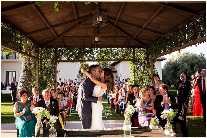 Juego de novias - Ceremonia 1