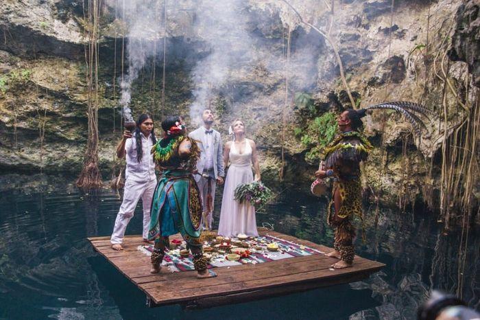 Juego de novias - Ceremonia 2