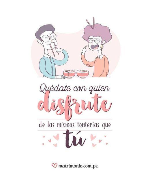 ¿Qué es lo que más te gusta de tu pareja? 1