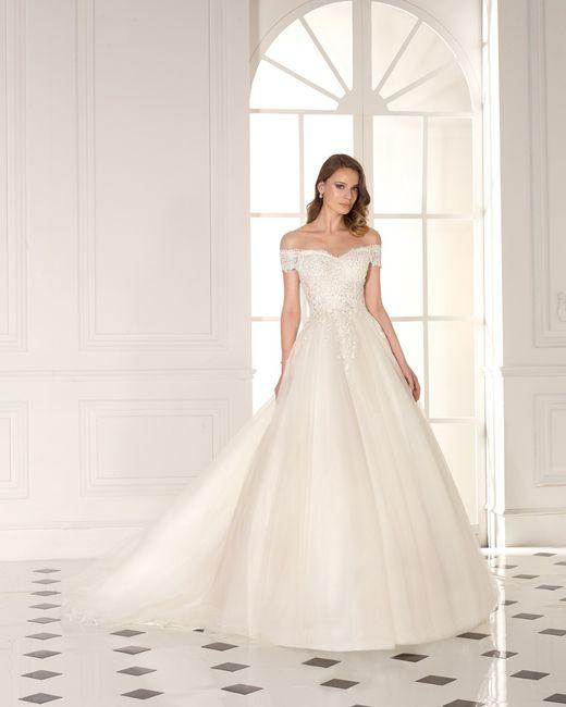 Este vestido de novia ¿LIKE 👍 o LOVE 💗? 1