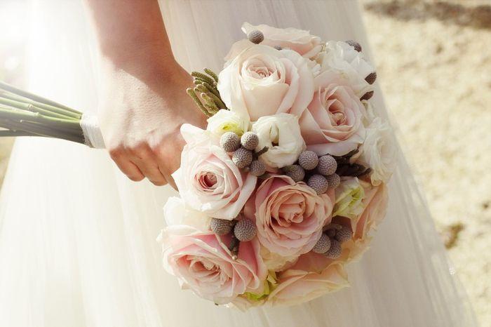 Vistiendo a Adri: El ramo de novia 2