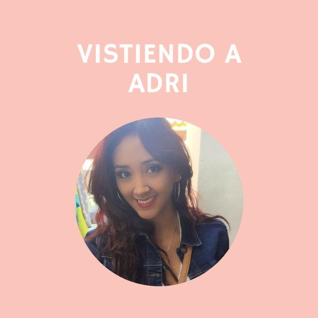 ¡Vistiendo a la admin: Adri! 1