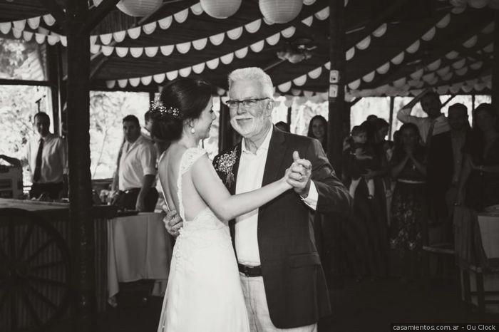 La mejor foto con tu papá 3