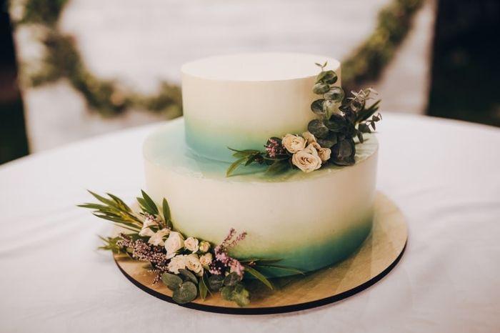 ¿Cuál de estas tortas te gusta más? 2