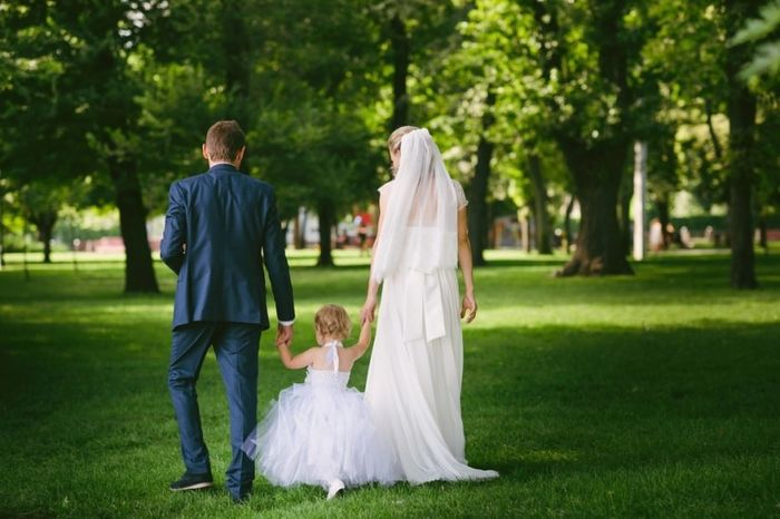 ¿Le vas o no hay forma? Invitar niños al matrimonio 1