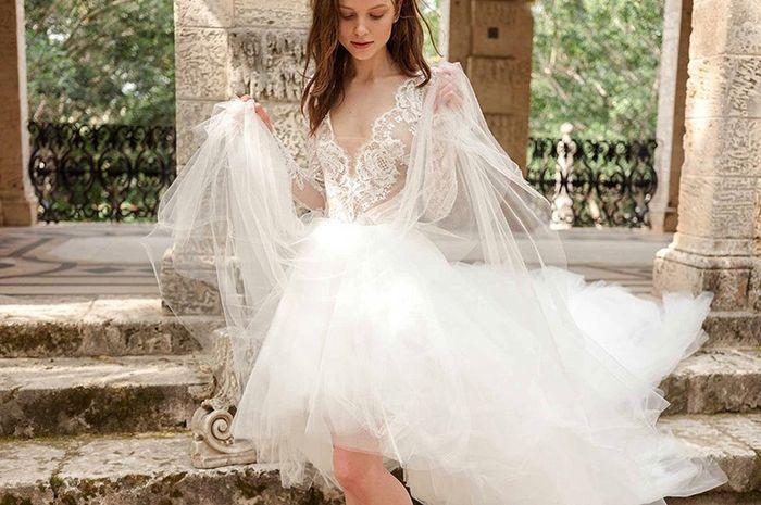 Mi vestido será estilo... 1