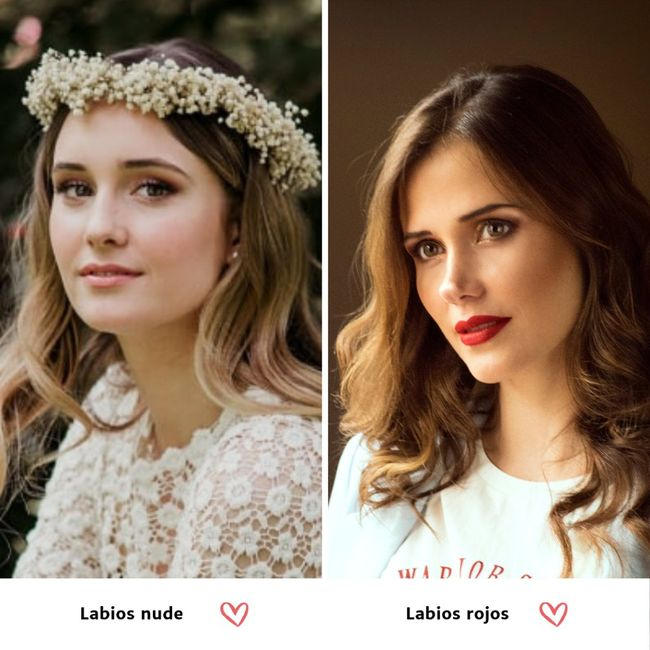 Tinder nupcial ✔ - El maquillaje 1