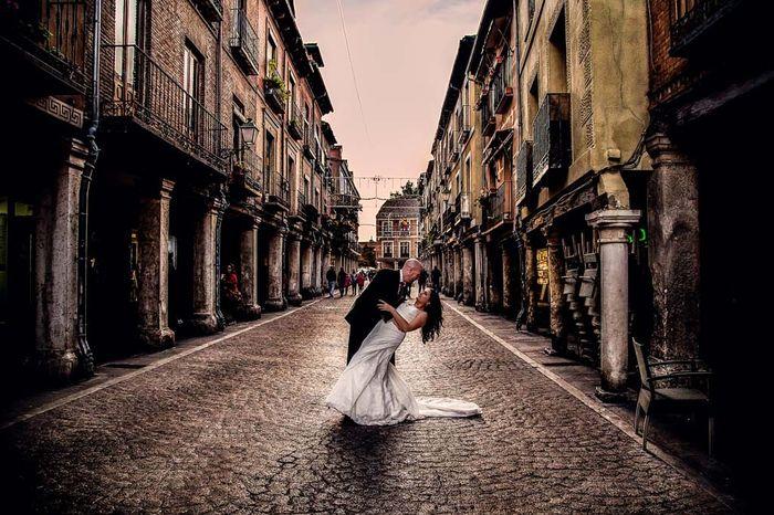 Fotos post boda románticas 1
