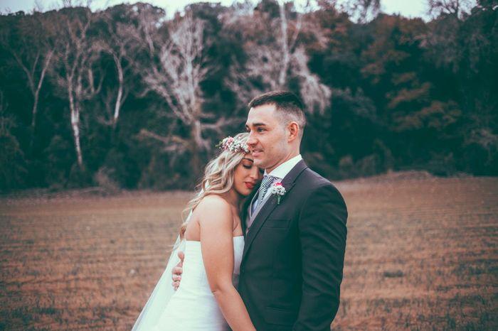 Fotos post boda románticas 2