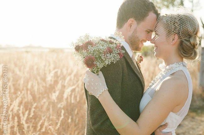 Fotos pot boda en el campo