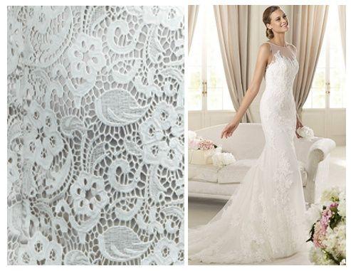 ¿De qué tela estará hecho tu vestido? 1