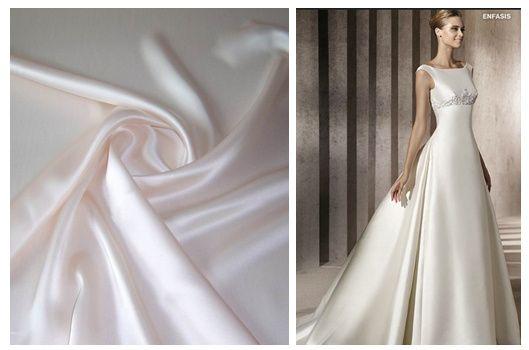 ¿De qué tela estará hecho tu vestido? 2