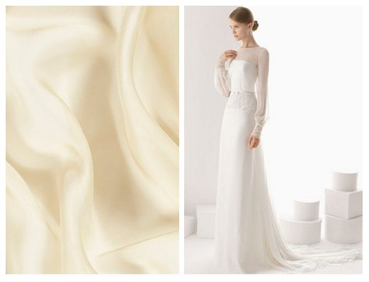 ¿De qué tela estará hecho tu vestido? 4