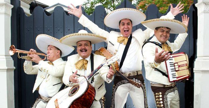 Show de mariachis ¿Sí o No? 1