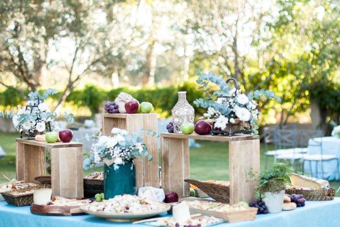 ¿Ya tienes el catering para tu boda? 1