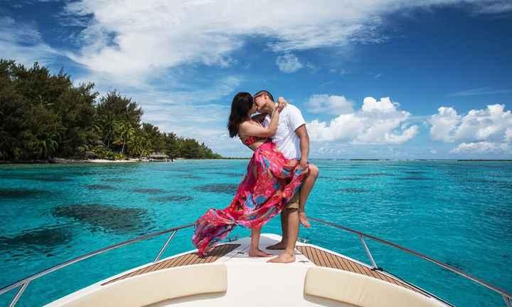 ¿Te irías de crucero para tu luna de miel? ⛵😍