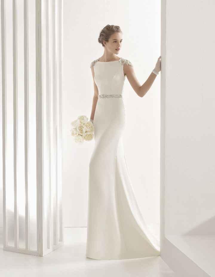 Vestido Sirena Vs Vestido Recto ¡VOTA por tu favorito!