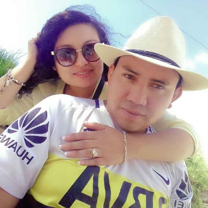 La historia de amor de Johana & Luis Jhosmar - 1