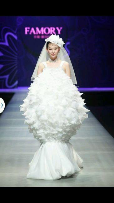 los vestidos de novia mas feos