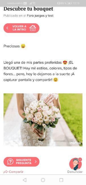 Descubre tu bouquet 9