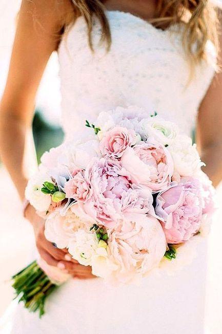 ¿Quién me muestra una foto de inspiración de su bouquet? 4