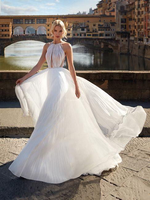 Vestido de novia 2 en 1 3