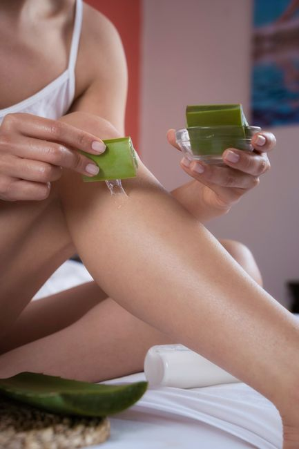 5 beneficios de la sábila para tu piel 🍃 1