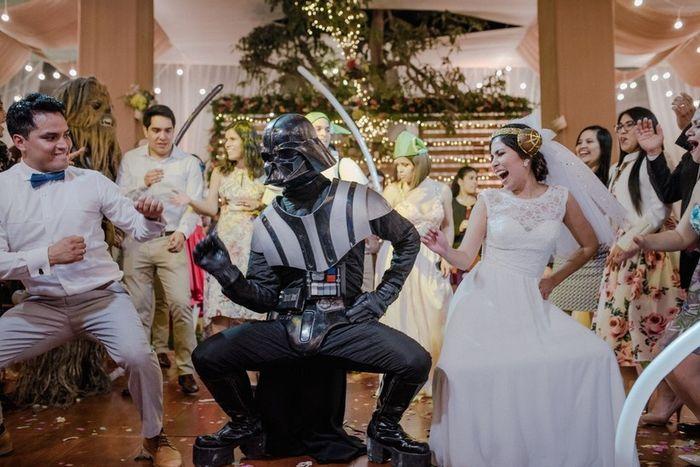 Star wars: Una boda de otra galaxia  🛰️⭐ 10