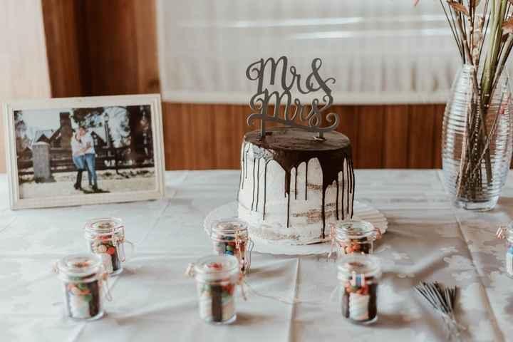 5 ideas para tus cake toppers con letras - 2