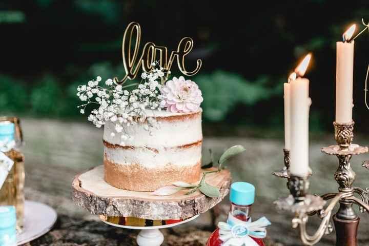 5 ideas para tus cake toppers con letras - 10