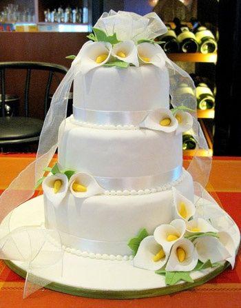 Ideas para presentar la torta - 1