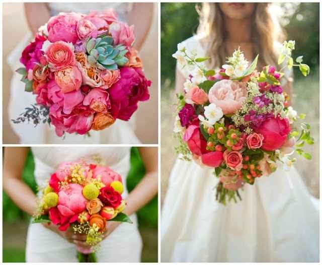 Bouquet para verano