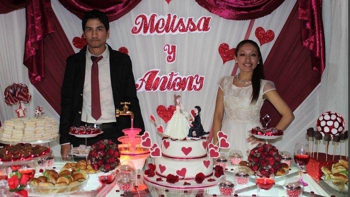 Matrimonio de fiesta con amigos bbc - 1 part 1