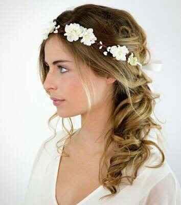 Ayuda.. Donde conseguir tiara de flores - 1
