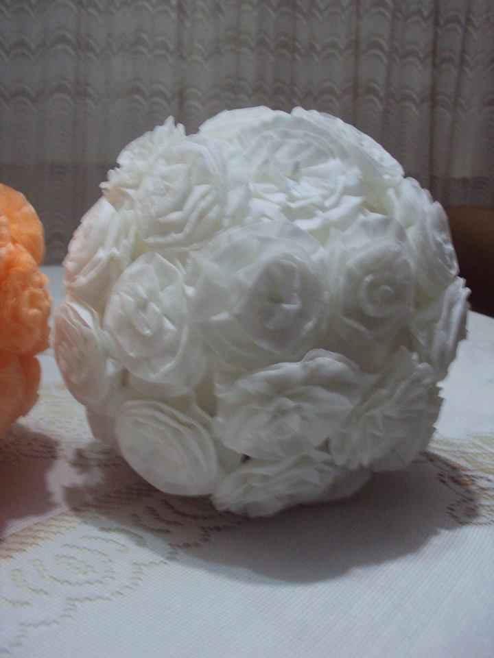 Mi pompom de rosas