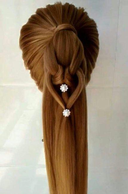 Peinados -modelos de trenzas - 5