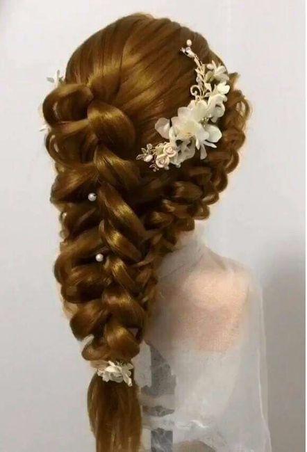 Peinados -modelos de trenzas - 7