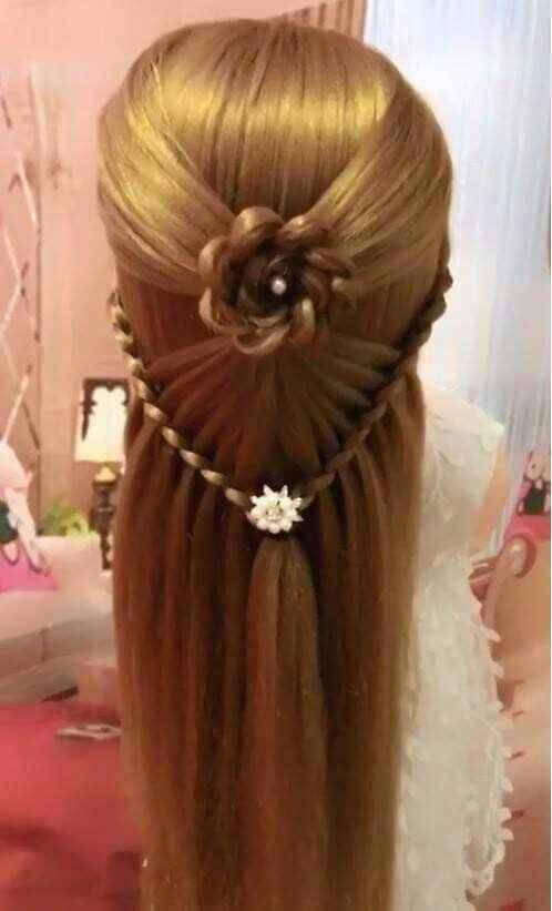 Peinados -modelos de trenzas - 1