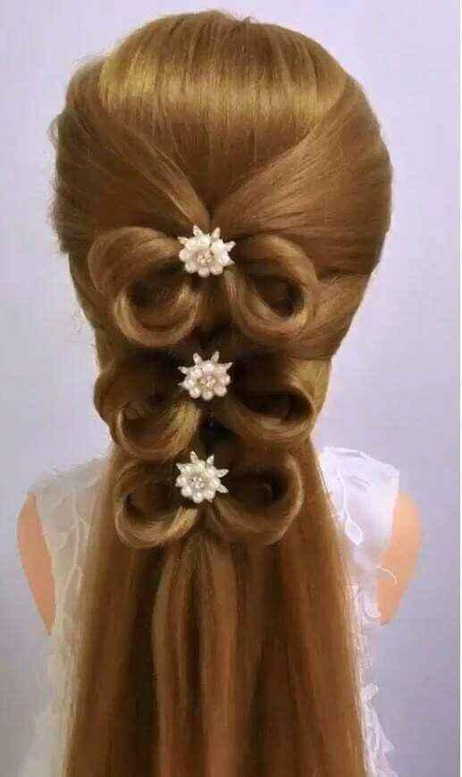 Peinados -modelos de trenzas - 2