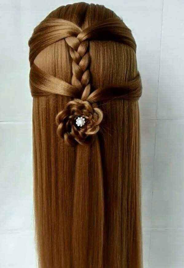 Peinados -modelos de trenzas - 4