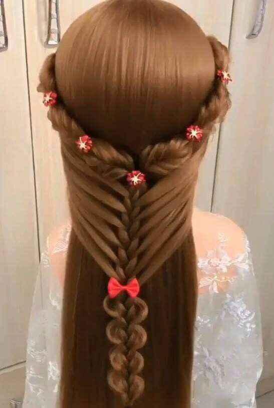 Peinados -modelos de trenzas - 8