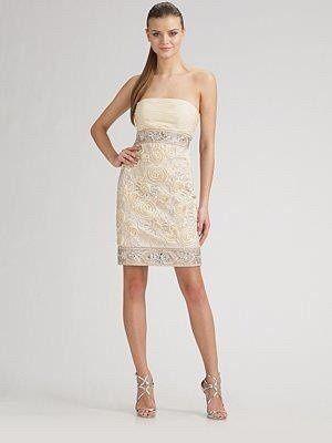 5 vestidos con encaje para tu boda civil - 1
