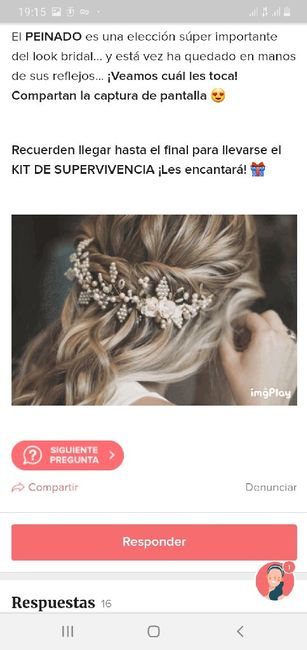 Descubre tu peinado 7