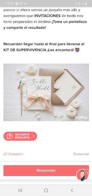 Descubre tus invitaciones 7