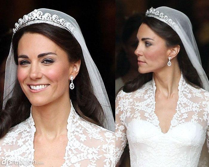 Peinados novias con cara redonda