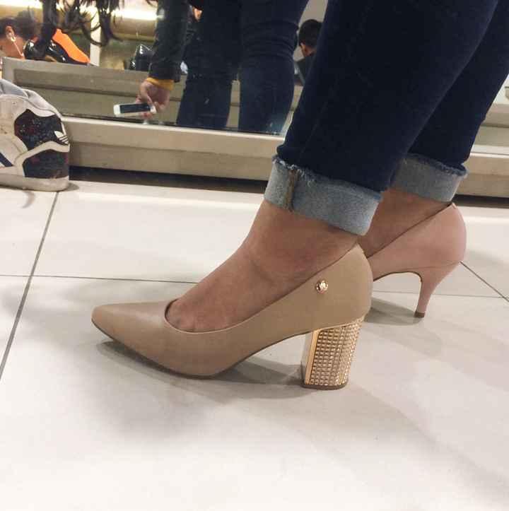 Nude Zapato Civil