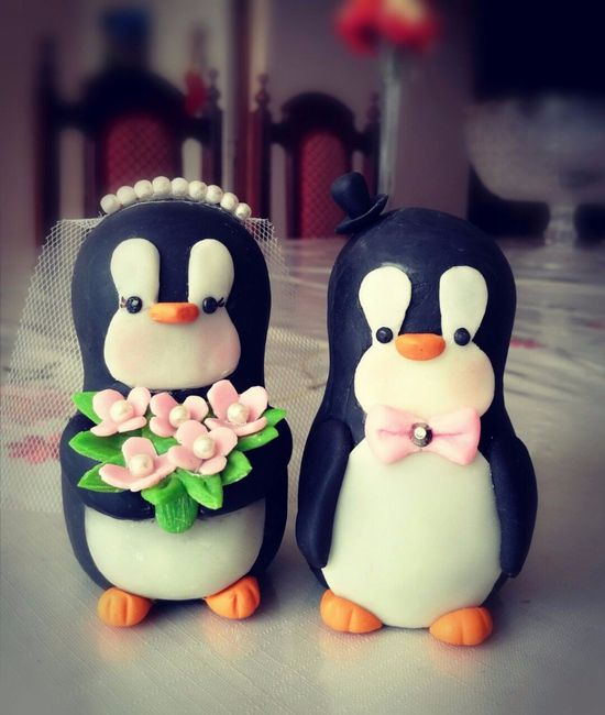 Mis Toppers Pingui love