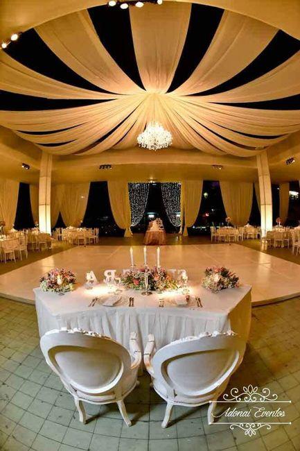 Nuestra boda F&c: La decoración - 3