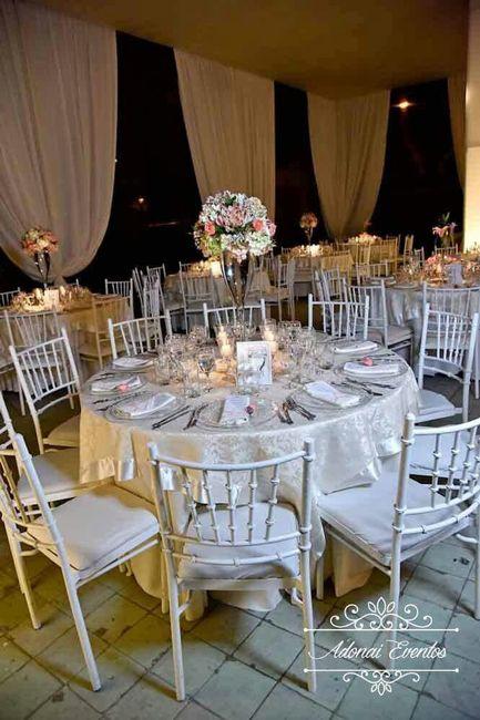 Nuestra boda F&c: La decoración - 4